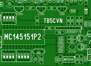 MC145151 FM PLL TRANSMITTER
