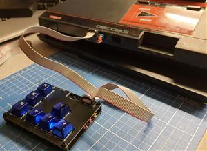 C64 JoyKEY (Sega Master System adapter)