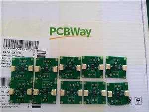 Qwiic motor controller