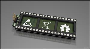 Amiga ROM Adapter