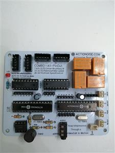 Actionoiseboard for low cost telepresence
