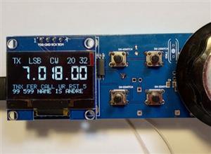 Синтезатор частоты NanoVFO 3