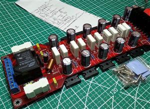 LME49810 DRIWER APLIFIER