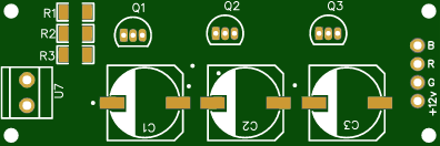 LED COLOR CHANGE CIRCUIT