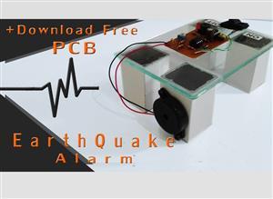 EarthQuake Alarm with PIEZO