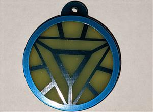 Arc Reactor Pendant