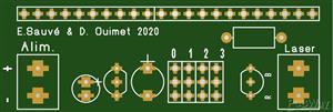 Microbit - robot laser école CAL
