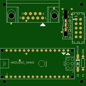 Retro computing - ZX Dandanator Mini v2 Multiply Daughter Board