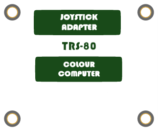 D32 Joystick Adapter (Faceplate A2)