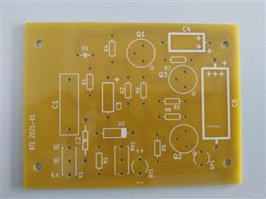 Signal detector (vintage circuit imitation)