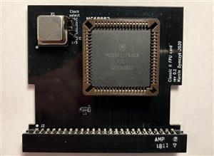 Macintosh Classic II FPU card
