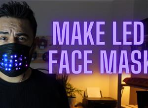 Make a Face Mask With Animations