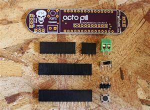 OctoPill Prop Controller Shield