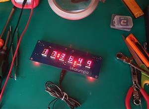 Ukarumpa clock