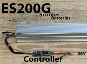 Okai ES200G 36v Scooter Battery Controller project By jag35