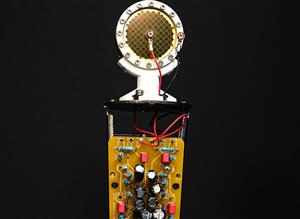 Dual Channel OPA Board for Dual Diaphragm condenser microphones.