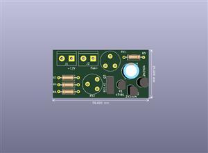 Control Fan using Temperature Sensor