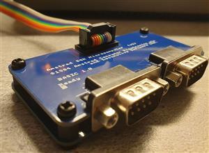 CPC464 Joystick Splitter (Faceplate A1)