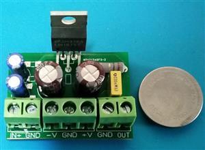 LM1875 Hi Fi Amplifier Module