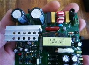 Audio Amplifier SMPS Power Supply