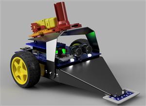 Boombot V2 - Control Board