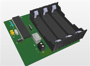 BLDC motor kontrol devresi