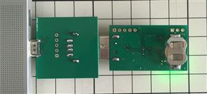 CX60-24S-UNIT evaluation board assembly