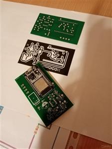 PCB for metal detector