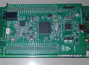 STM32F407 Discovery Development Board