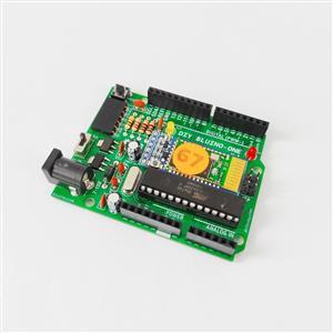 DIY Bluino One - Arduino Bluetooth Upload Sketch over USB/Bluetooth