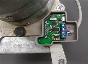 Blast Gate Sensor