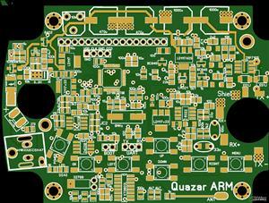Quazar ARM rev-0.5 Gainta G1910