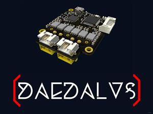 Daedalus BLDC Motor Controller