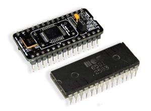 Nano SwinSID (SID replacement for Commodore 64)