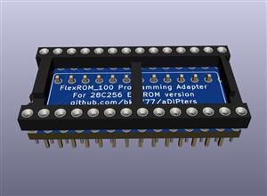 Programming Adapter for FlexROM_100