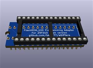 Programming Adapter for FlashROM_100
