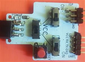 UART/ICSP Breakout Board for ATmega328PB