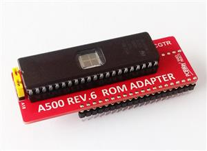 AMIGA 500 ROM REPLACEMENT ADAPTER FOR REV. 6 MOTHERBOARDS
