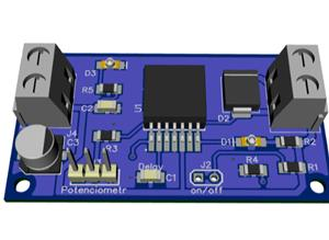 Solenoid control module