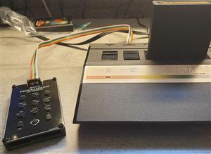 Atari 2600 Keyboard (Basic faceplate)