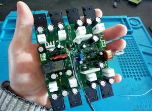 Crown XLS Amplifier Diy
