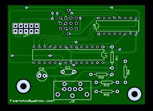 MSX Expert - Adaptador de teclado PS2 (Funcionando - testado em 15-abr-2021)