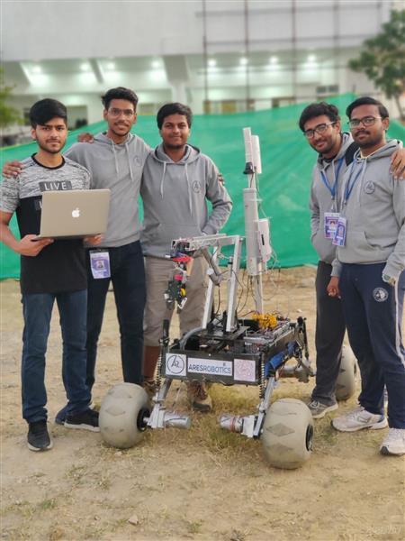 ARES Robotics NSUT, India