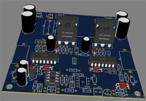 1000W Class D Sound Amplifier