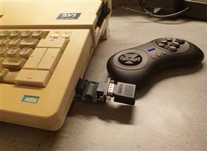 MSX Mega Drive Adapter