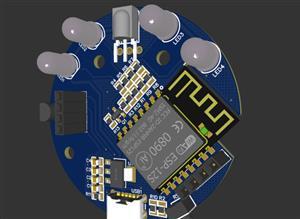 ESP8266 IR Remote AC controller