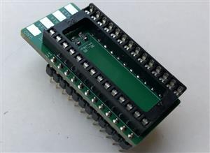 2364 to 2764 or 2716/2732 to 2764-27512 adapter