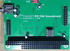 PC/104 Soundcard