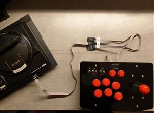 C64 JoyKEY Arcade