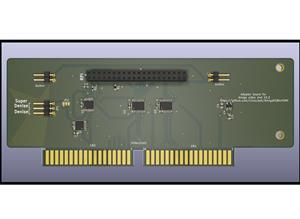 Amiga 2000 RGBtoHDMI rev2